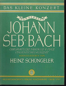 Joh-Seb-Bach-Das-kleine-Konzert-herausgegeben-von-Heinz-Schuengler
