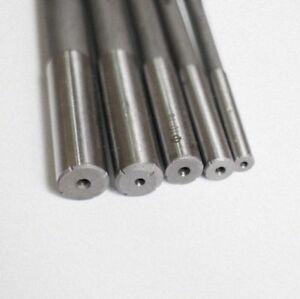 2 Flutes 10.20 mm Cutting Length 3 mm Shank Diameter Carbide Uncoated 38 mm Length KYOCERA 226-0917.400 Series 226 Micro Drill Bit 2.33 mm Cutting Diameter 130 Degree Cutting Angle