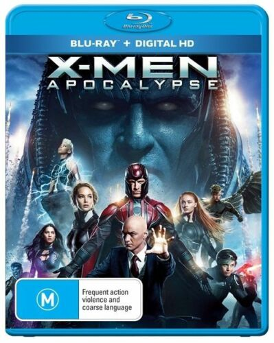 1 of 1 - Blu-ray - X Men Apocalypse (Used)