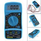 LCD Digital Multimeter Ohmmeter Voltmeter Ammeter AC/DC/OHM Volt Tester Meter