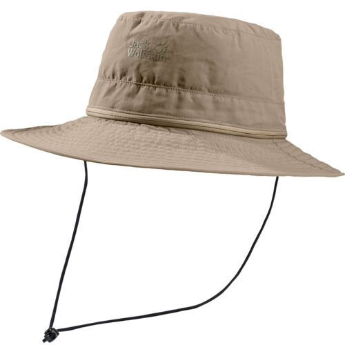 Jack Wolfskin Lakeside Mosquito a FemmesMessieurs chapeau été Wanderhut Voyage