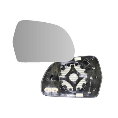 GLACE RETROVISEUR AUDI A4 B8 BERLINE AVANT 6//2009-5//2015 DROIT DEGIVRANT