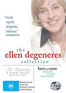 NEW-The-Ellen-Degeneres-Collection-DVD-2007-2-Disc-Set-FREE-POST