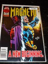 MAGNETO - Vol 1 - No 4 - Date 02/1997 - MARVEL Comics