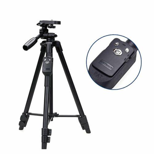Cámara Profesional Trípode Ball Head Control Remoto Snap Para Canon Nikon Sony DSLR SLR