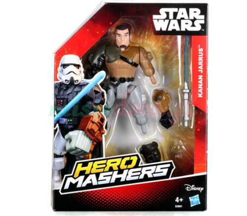 Star Wars Héroe Mashers Personajes Surtidos