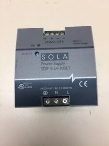 Sola  SDP 4-24-100LT Power Supply