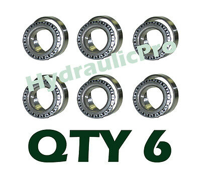 25877 /& 25820 Tapered Bearing /& Race 25877//25820 1 Set Premium Replacement New