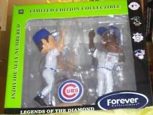 Sammy Sosa & Mark Prior 2003 Les Cubs Forever Duel sont très rares # 504