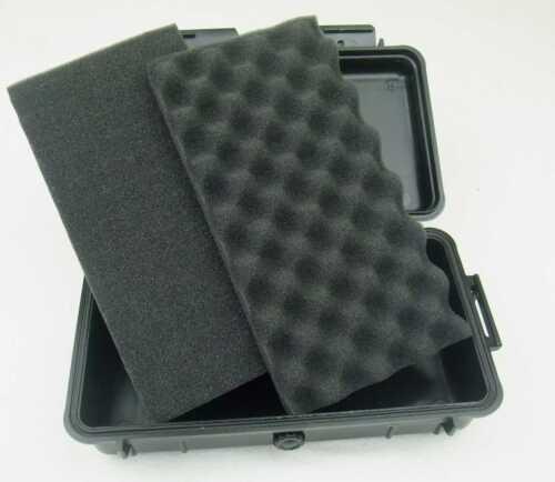 Safe Box 6 Outdoor Kunststoff Koffer 24x14x7cm Koffercase IP65 Toolcase Case