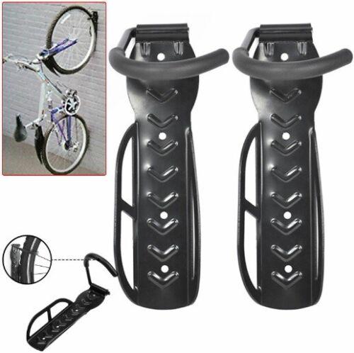 Steel Bike Rack Stand Storage Wall Mounted Hook Save SpaceBicycle Holder Hanging
