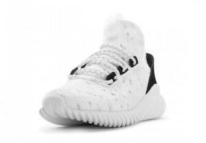 on sale 14135 7cfa8 Details about ADIDAS TUBULAR DOOM PK PRIMEKNIT LOW SNEAKERS MEN SHOES WHITE  BY3558 SIZE 10 NEW
