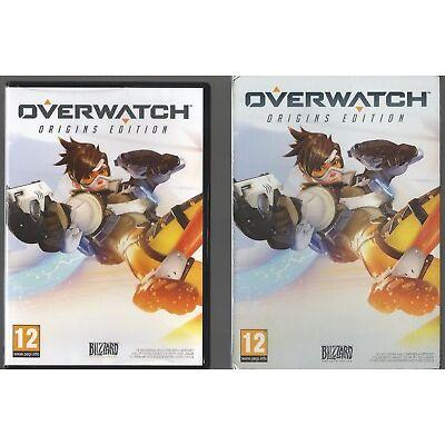 Overwatch - Origins Edition (PC, 2016, DVD-Box) - MIT Blizzard Aktivierungscode
