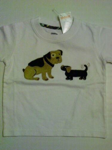 Gymboree NWT Prepster Pup Short Sleeve T-Shirt U-Pick