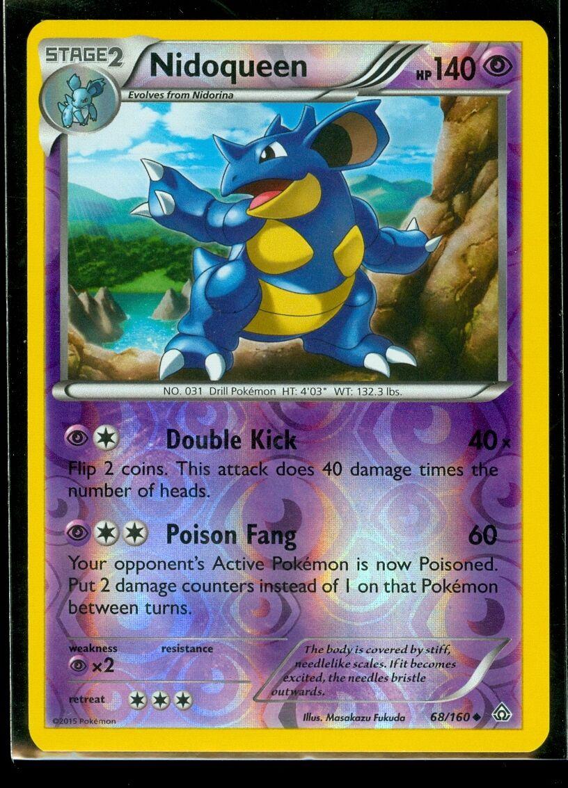 pokemon nidoqueen card - HD816×1133