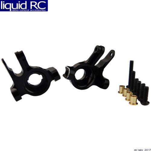 Hot Racing SCXT2101 Aluminum Steering Knuckles Axial Scx 2