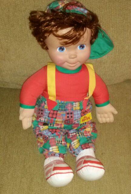 My Buddy Doll Boy Best Friend Toy 1993 Playskool For Sale Online Ebay