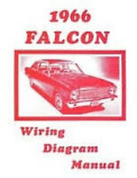 1966 Ford Ranchero Wiring Diagram Manual