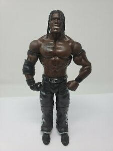 WWE-R-Truth-RATTLES-Mattel-Basic-Wrestling-Action-Figure