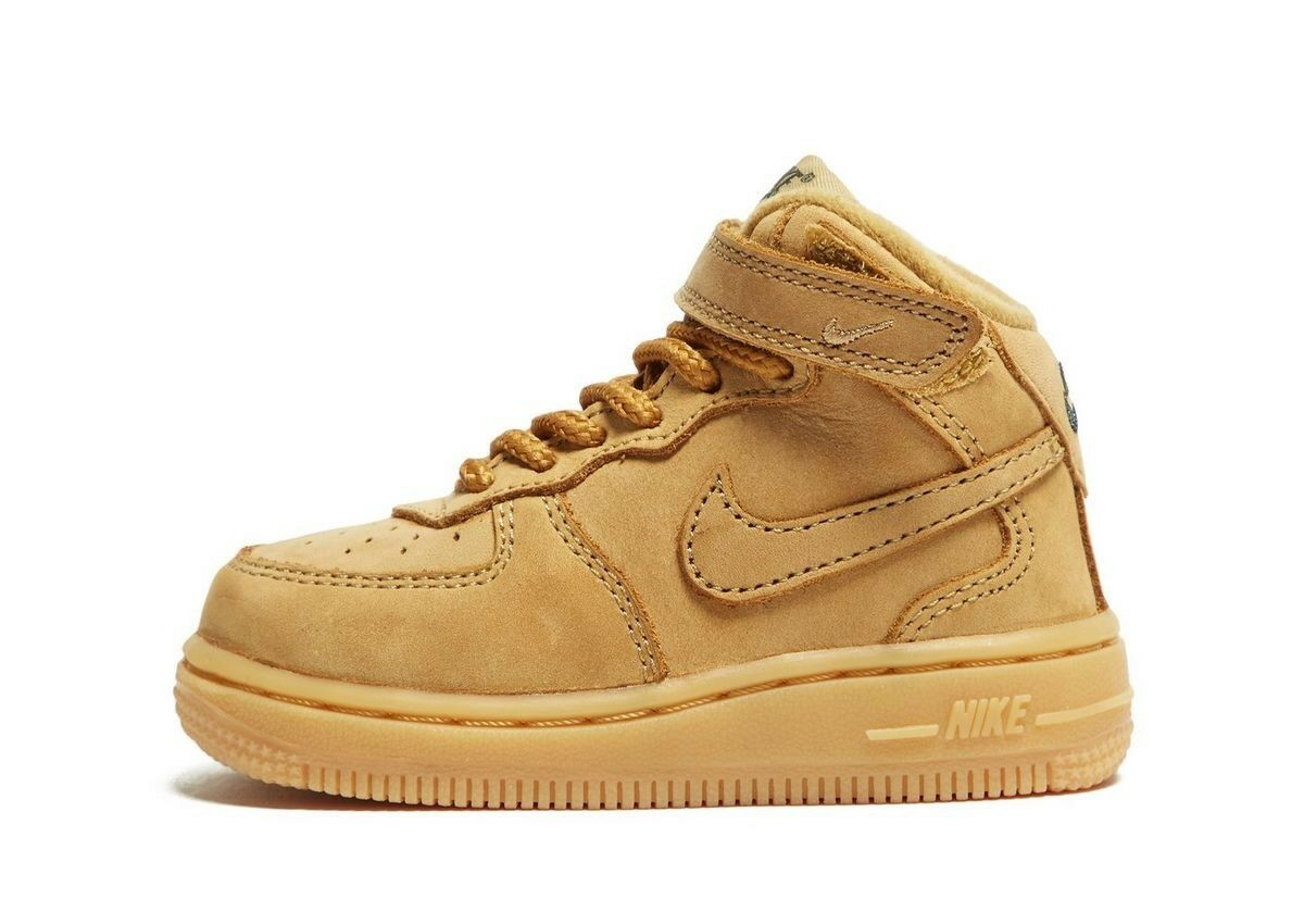Nike Air Force 1 High WB Infant Flax US SIZE 6, 7, 8