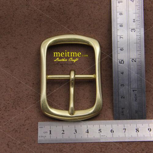 "38mm Metal Brass belt buckle vintage cowboy Casual belt buckle western lot 1.5/"""