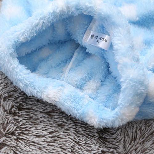 New Made in Korea Cat Microfiber Roll up Sleep Pants for baby Boy Girl/_ MLG-3088