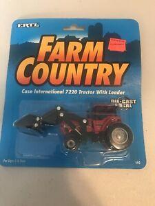 1994 ERTL FARM COUNTRY JOHN DEERE FORAGE HARVESTER MIB NIP NEW