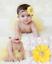 NEW-Beautiful-Baby-Tutu-amp-Matching-Flower-Headband-Photo-Props-20-Colours-UK thumbnail 38