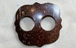 ea66bb9f2f9b1 Image is loading NEW-COCONUT-SHELL-SARONG-BUCKLE-FASTENER-CLIP-TIE-