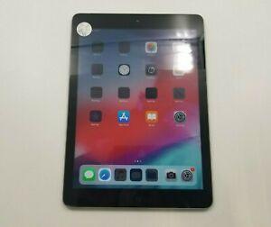 Apple iPad Air A1475 16GB Verizon Check IMEI Fair Condition -RJ3931