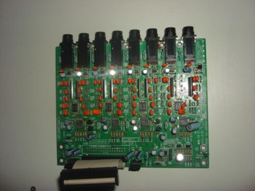 Akai Ib-S508P 8 Channel Output Board For S5000 S6000 Sampler S 5000 S 6000