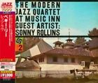 The Modern Jazz Quartet Live at Music Inn With Sonny Rollins 0081227963996 CD