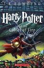 Harry Potter and the Goblet of Fire by J K Rowling (Paperback / softback, 2013)