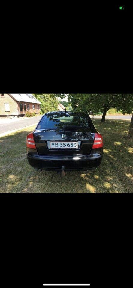 Skoda Octavia, 1,9 TDi Elegance, Diesel