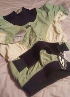 Stohlquist Shortie Large Paddling Ladies Jacket Waterproof Breathable