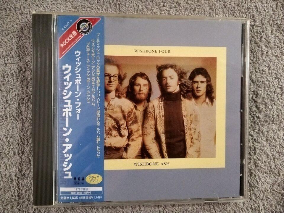 Wishbone Ash: Whisbone Four, rock