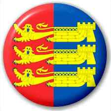 Cinque Ports - English Region Flag 25Mm Pin Button Badge Lapel Pin