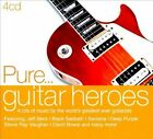 Pure... Guitar Heroes [Box] by Various Artists (CD, Dec-2010, 4 Discs, Sony Music)
