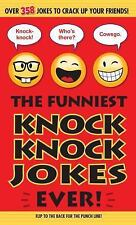 The Funniest Knock Knock Jokes Ever by Editors of Portable Press (2017, Paperback)