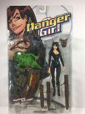 Sydney Savage Danger Girl Action Figure Mcfarlane Toys - J. Scott Campbell
