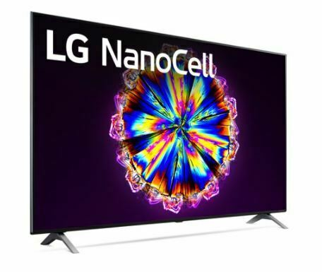 LG 65 Class 4K UHD 2160P NanoCell Smart TV with HDR 65NANO90UNA 2020 Model. Available Now for 799.99