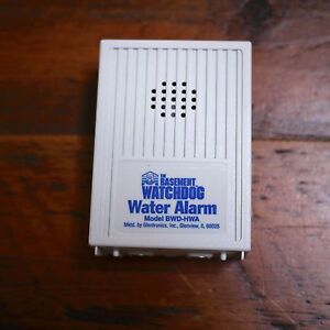 Image is loading The-Basement-Watchdog-Water-Alarm-Model-BWD-HWA & The Basement Watchdog Water Alarm Model BWD-HWA | eBay
