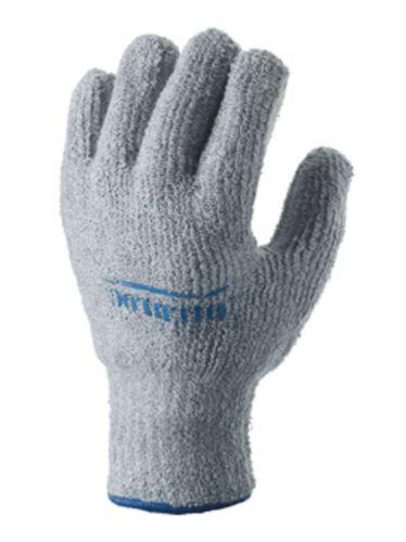 SKYTEC Houston Oilbloc Coated Nylon Oil Resistant Gloves Grey