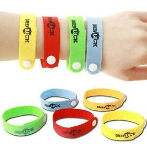 10-Anti-Mosquito-Repellent-Bracelet-Wristband-Bands-travel-Mozzie-Insect-Camping