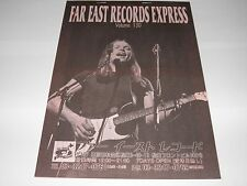 Far East Records - Catalogue 130 1997 Japan Bootlegs Pink Floyd cover Gilmour
