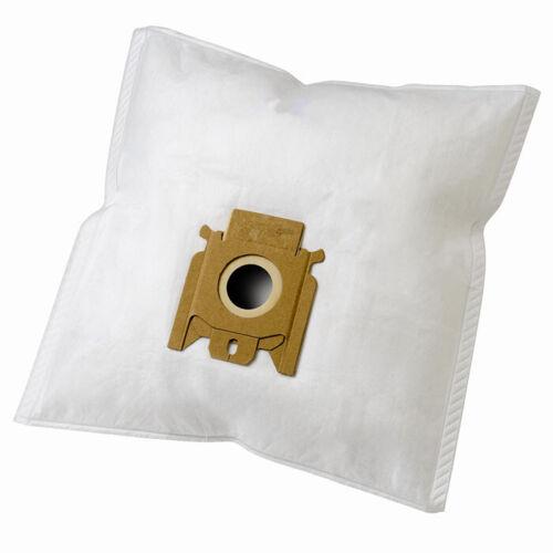 M107MF 5 sacchetti filtro microfibra aspirapolvere Hoover Sensory tutti modelli