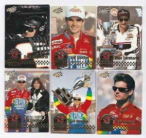 1995-ACTION-PACKED-STARS-RACING-WINSTON-CUP-1-86-w-SHORT-PRINT-84-amp-85