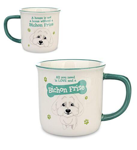 Bichon Frise Dog Mug Gift//Present