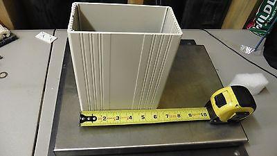 """1 Extruded Heavy Aluminum Project Box Enclosure Case 3"""" X 6"""" X 8"""""""