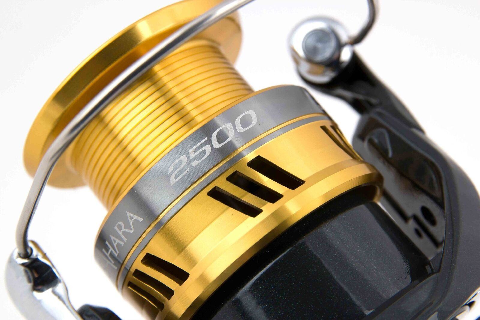 Shimano 2500 Sahara 2500 Shimano R, Spinnrolle mit Kampfbremse, SH2500R 5b47e2